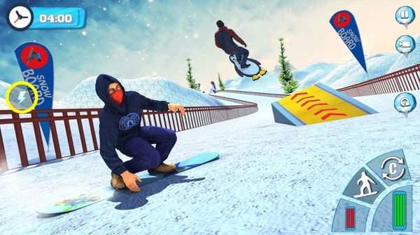尼克喬治滑雪
